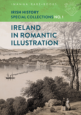 Ireland in Romantic Illustration – Historical Maps and Local History