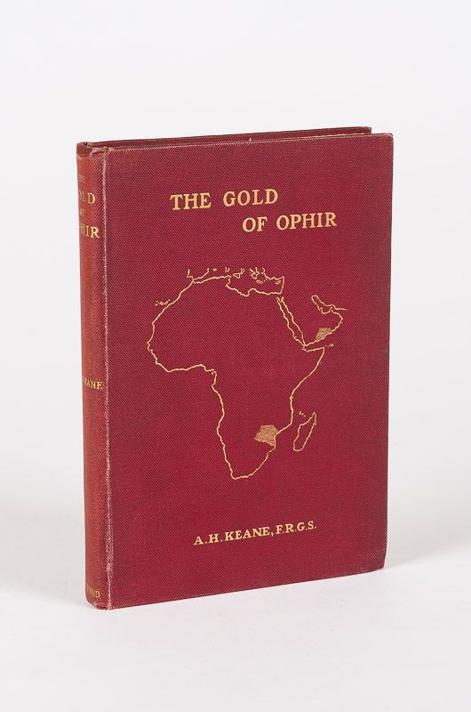 Keane, The Gold of Ophir.