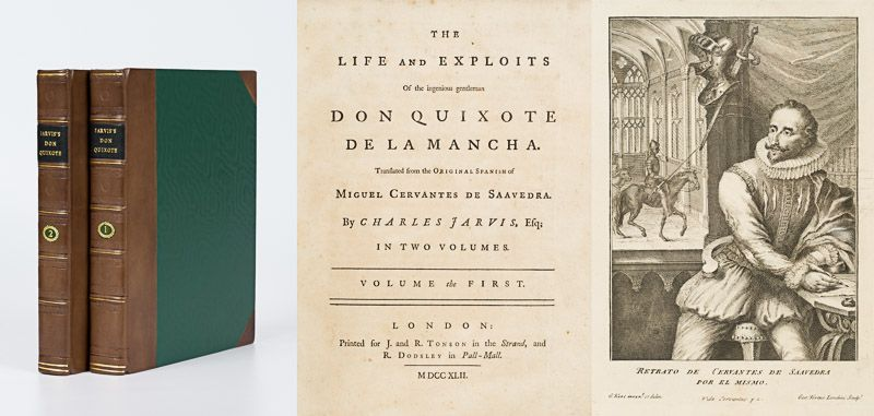 Cervantes De Saavedra, The Life and Exploits of the Ingenious Gentleman Don Quix