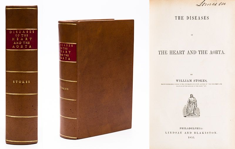 Stokes, The Diseases of the Heart and the Aorta.