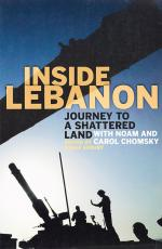 Chomsky, Inside Lebanon. Journey to a shattered Land with Noam and Carol Chomsky
