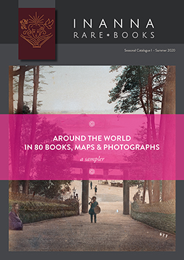 Around the World in 80 Books, Maps & Photographs