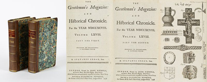 Urban, The Gentleman's Magazine [London Gazette] and Historical Chronicle for th