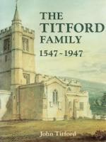 Titford - The Titford Family 1547-1947.